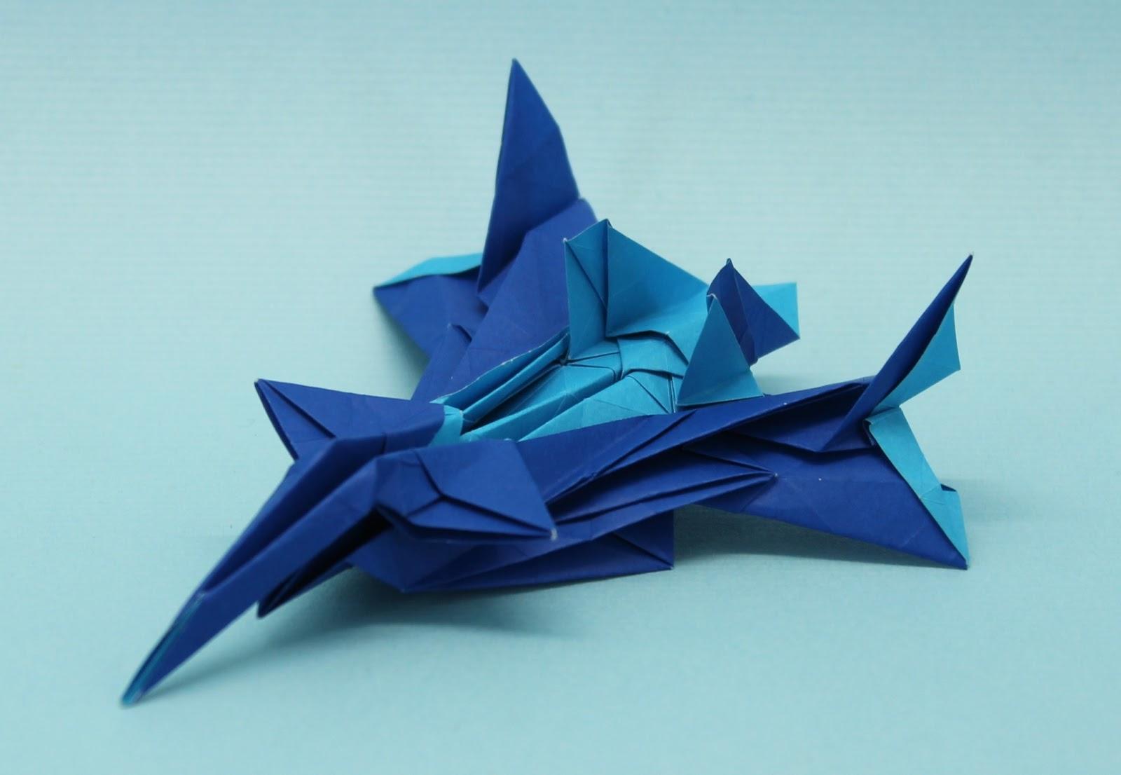 """Japanese Original """"origami"""" Artist Susumu Carpenter's Blog dedans Origami Canard"""