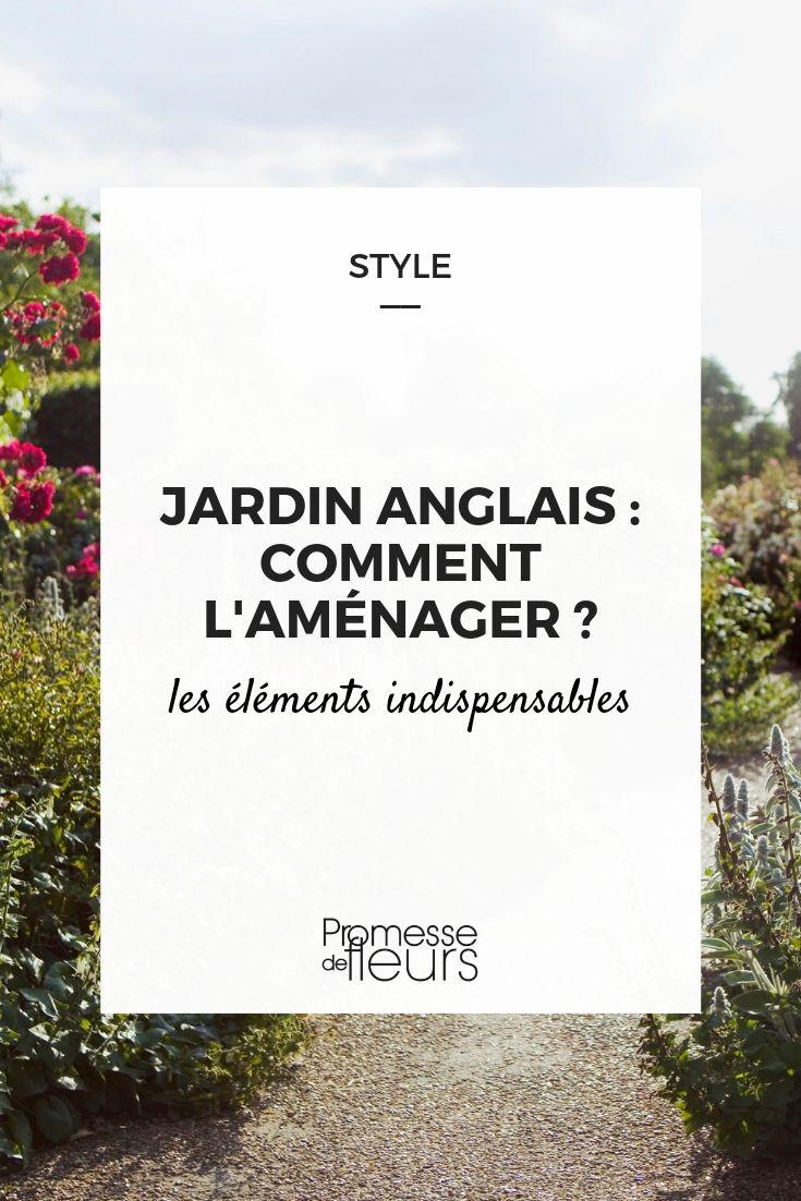 Jardin Anglais : Comment L'aménager ? Eléments Indispensable destiné Grimper En Anglais