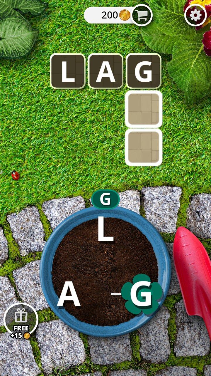 Jardin Des Mots 1.42.43.4.1695 - Télécharger Pour Android serapportantà Jeux De Lettres Gratuits