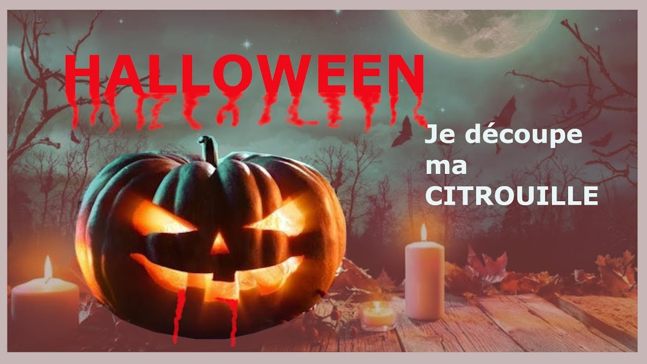Je Fais Une Citrouille D'halloween ! 4K encequiconcerne Photo De Citrouille D Halloween