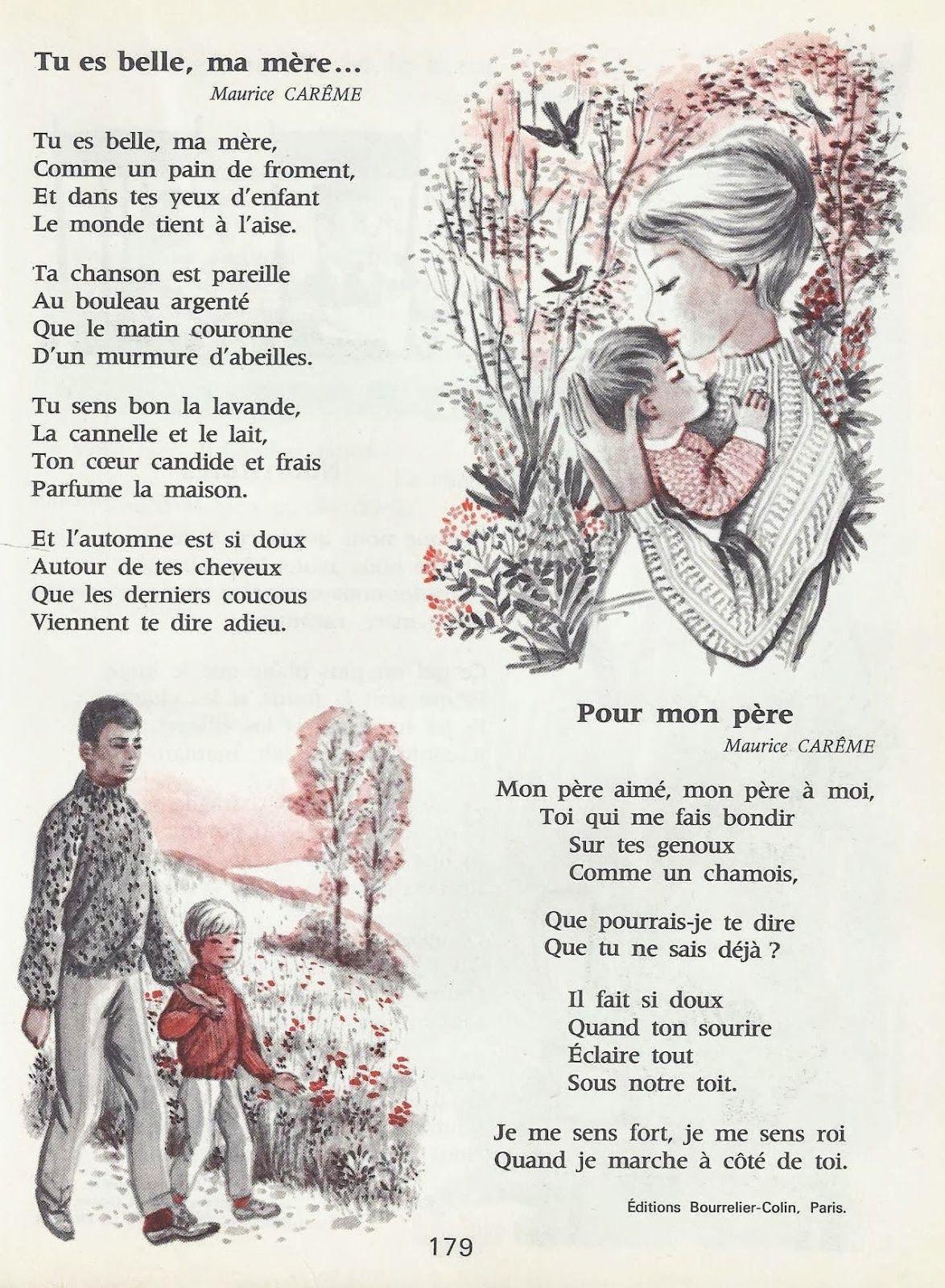 Je Lis Et J'apprends De Beaux Poèmes Ce2 | Beaux Poèmes dedans Poème De Robert Desnos