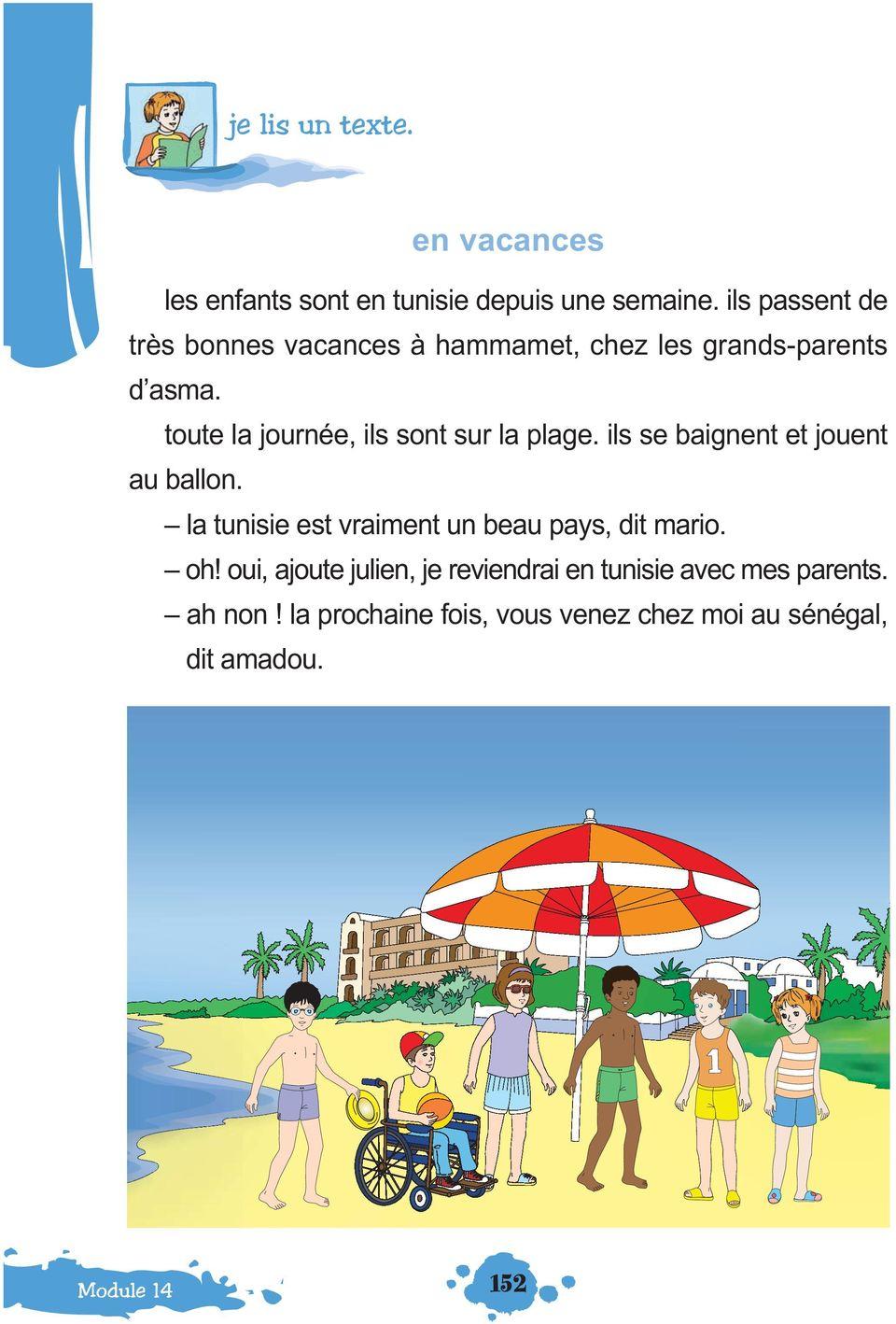 Je Récite. Vive Les Vacances! - Pdf Téléchargement Gratuit tout Poésie Vive Les Vacances