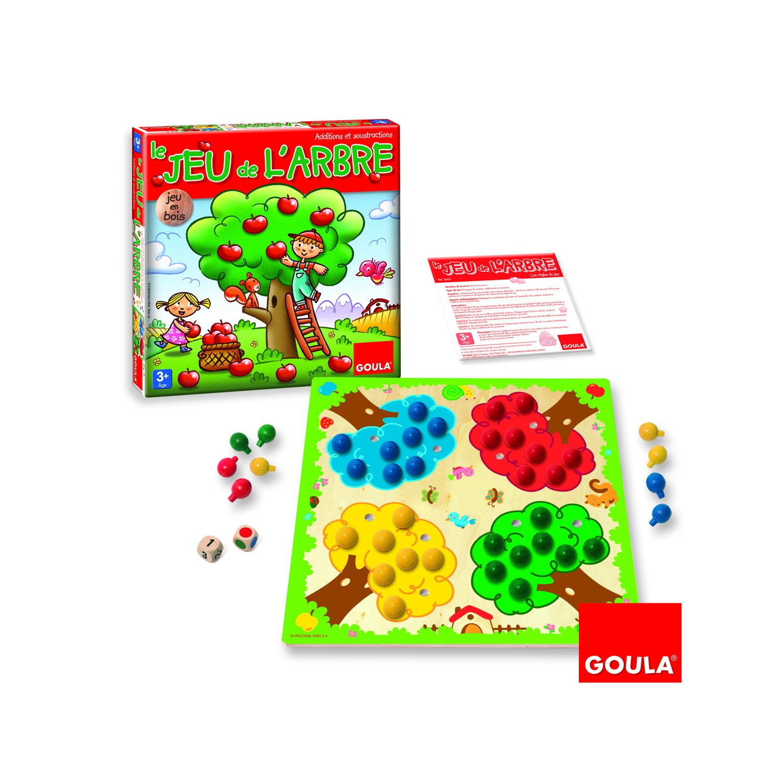 Jeu De L'arbre tout Jeux Educatif 4 Ans