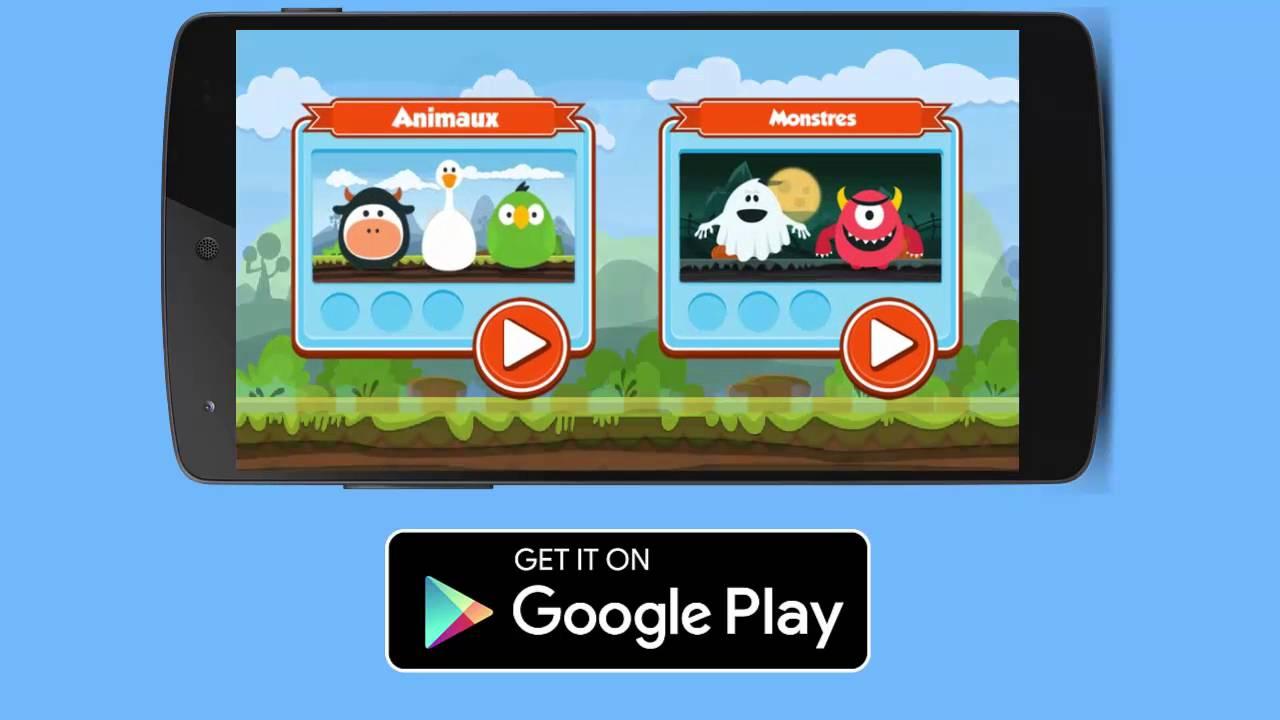 Jeu De Mémoire Pour Les Enfants - Application Android dedans Jeux De Memoire Enfant