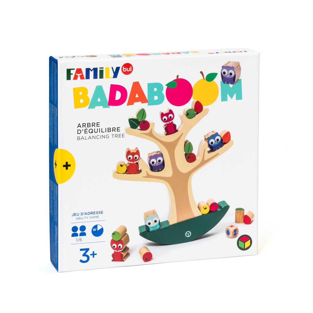 Jeu De Société L'arbre D'équilibre Badaboom pour Jeux Petite Fille Gratuit