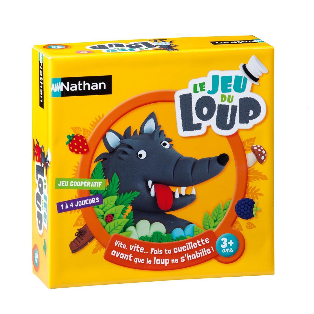 Jeu De Société Le Jeu Du Loup encequiconcerne Jeux Enfant 3 Ans Gratuit