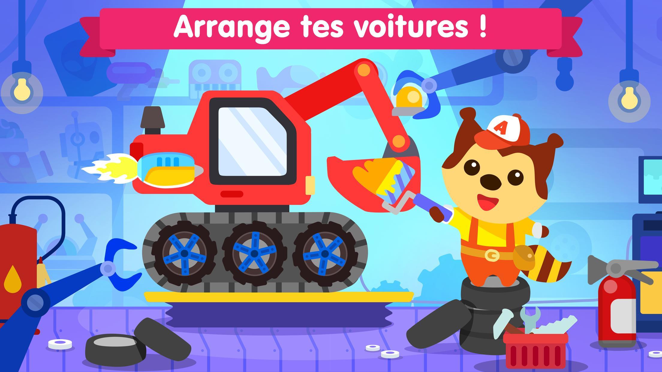 Jeu De Voiture Pour Les Bébés Et Enfants 3 Ans Pour Android à Jeux Pour Enfant De 3 Ans