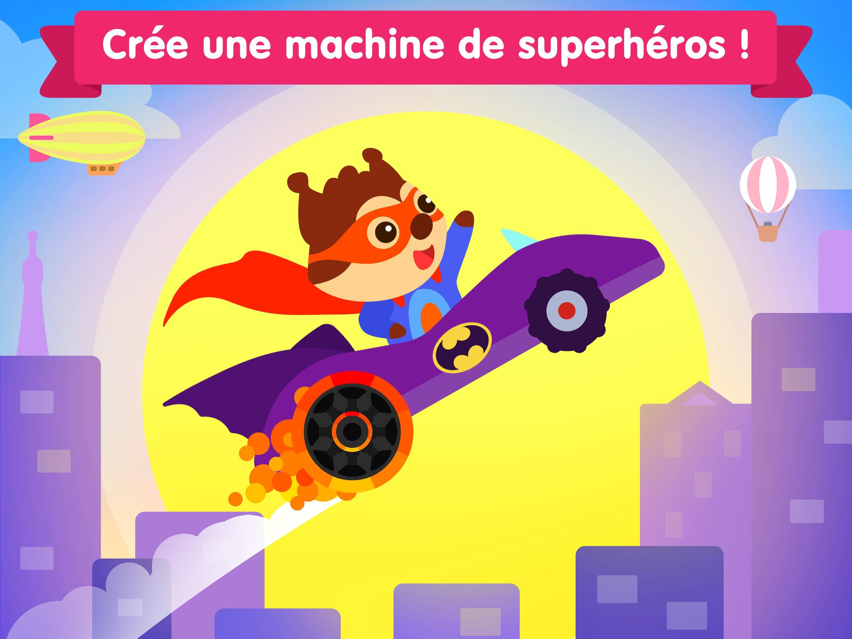 Jeu De Voiture Pour Les Bébés Et Enfants 3 Ans Pour Android tout Jeux Gratuits Pour Enfants De 3 Ans