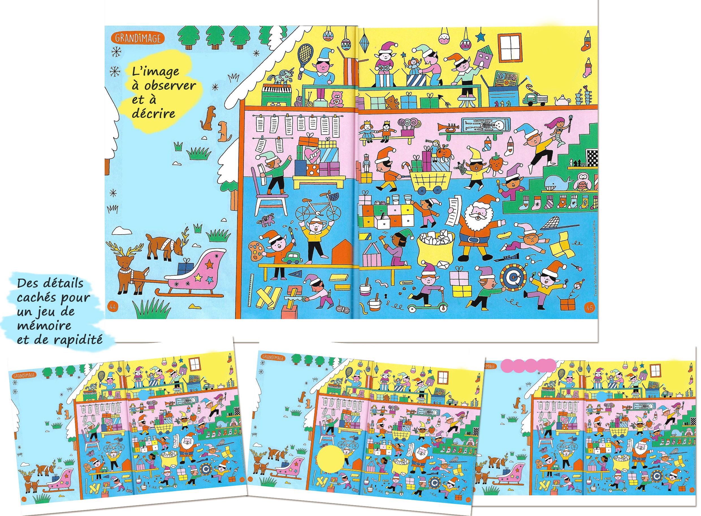 Jeu – La Ptite Ecole Du Fle tout Jeux De Memoire Enfant