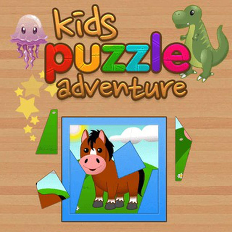 Jeu : Le Puzzle Des Animaux dedans Puzzle Gratuit Enfant