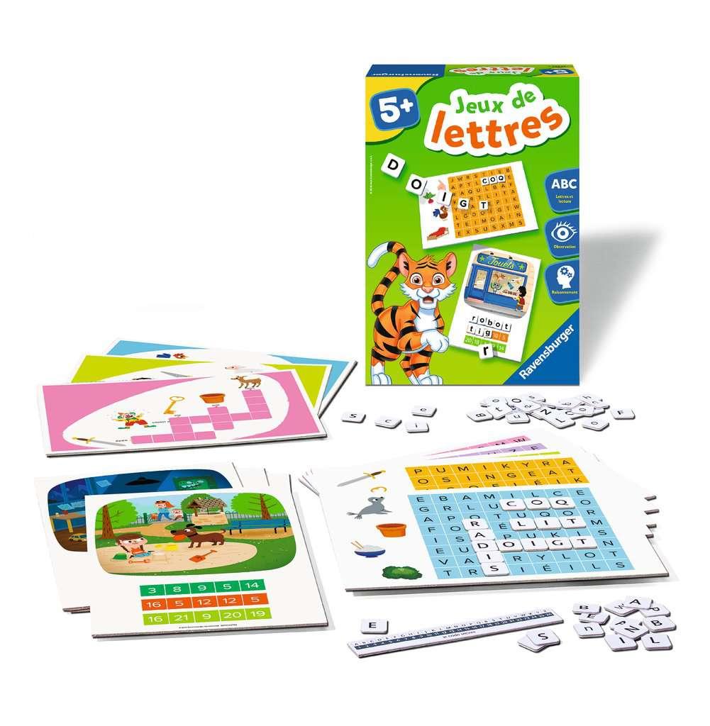 Jeux De Lettres encequiconcerne Jeux De Lettres Enfants