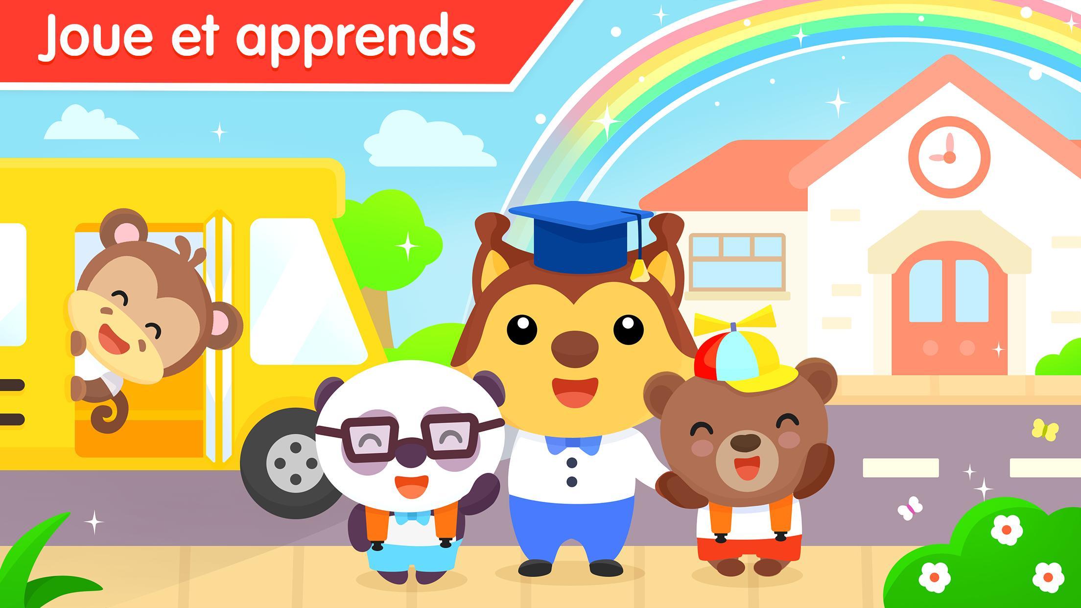 Jeux De Puzzle Pour Bebe 3 Ans - Jeu Éducatif Pour Android dedans Jeux Educatif 4 Ans