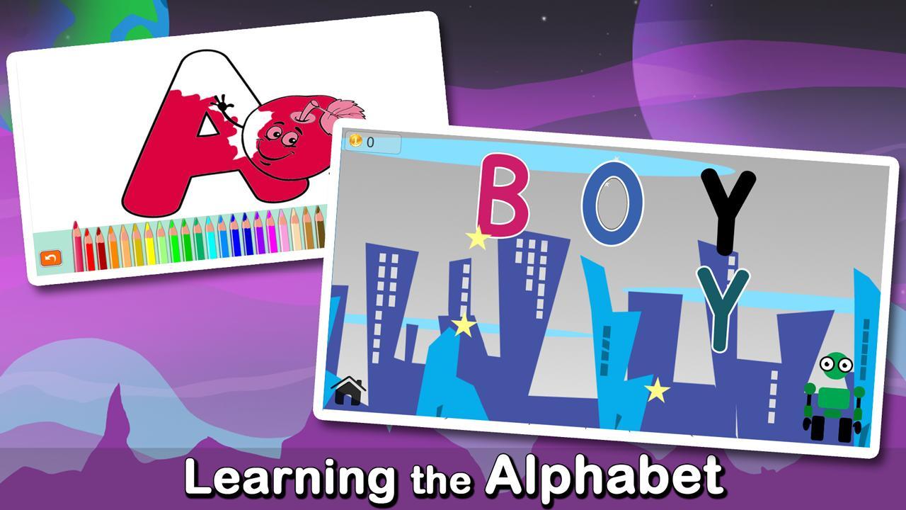 Jeux D'école Maternelle Pour Enfants 2 – Alphabet Pour avec Jeux Enfant Maternelle