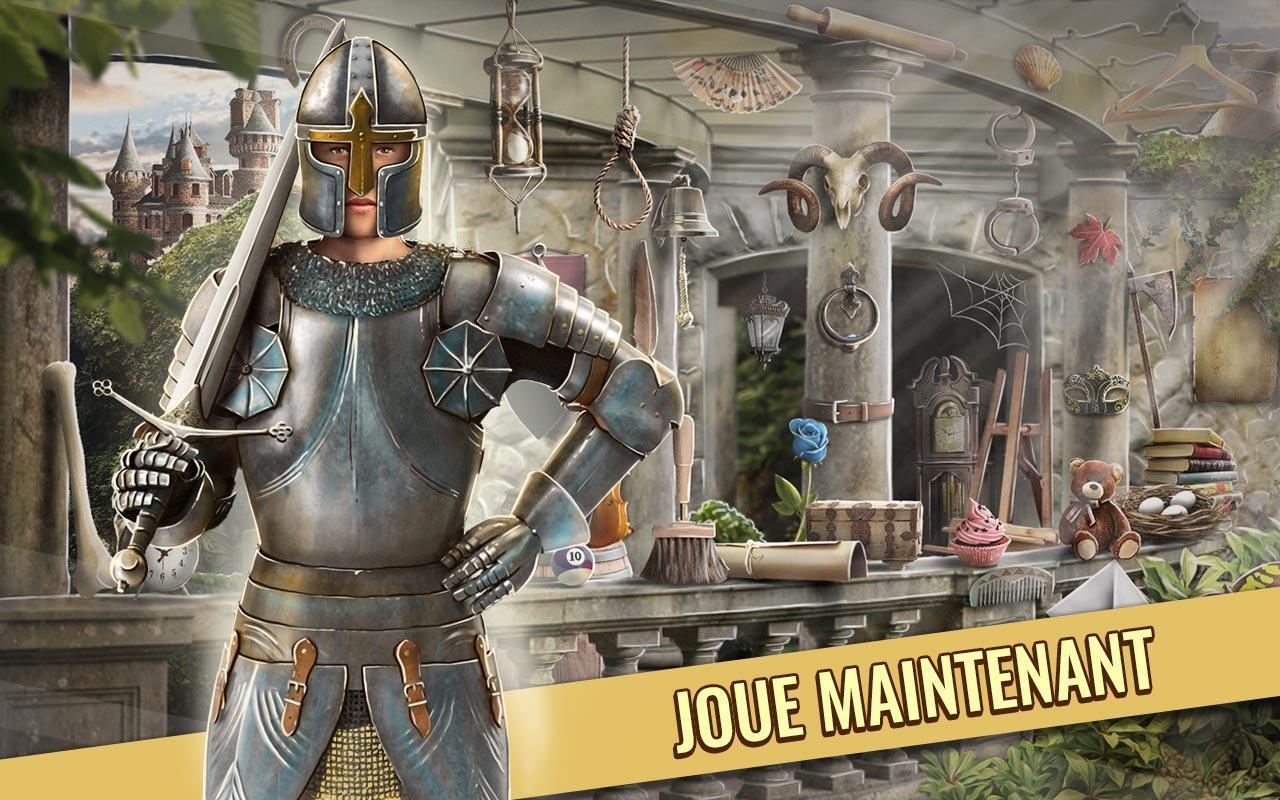 Jeux Des Differences Gratuit - Château Enchanté Pour Android destiné Jeux Des Differences Gratuit