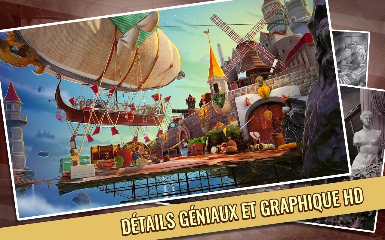 Jeux Des Differences Gratuit - Château Enchanté Pour Android intérieur Jeux Des Differences Gratuit