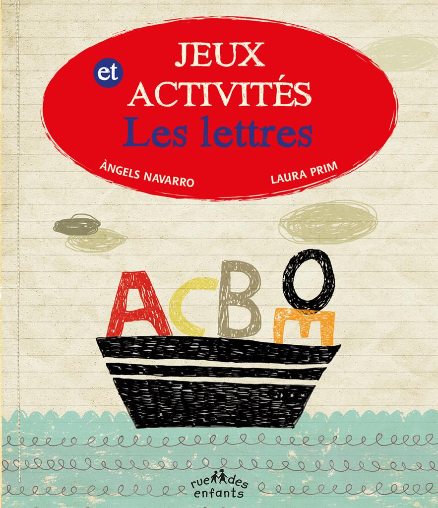 Jeux Et Activités : Les Lettres - Activités - Catalogue intérieur Jeux De Lettres Enfants