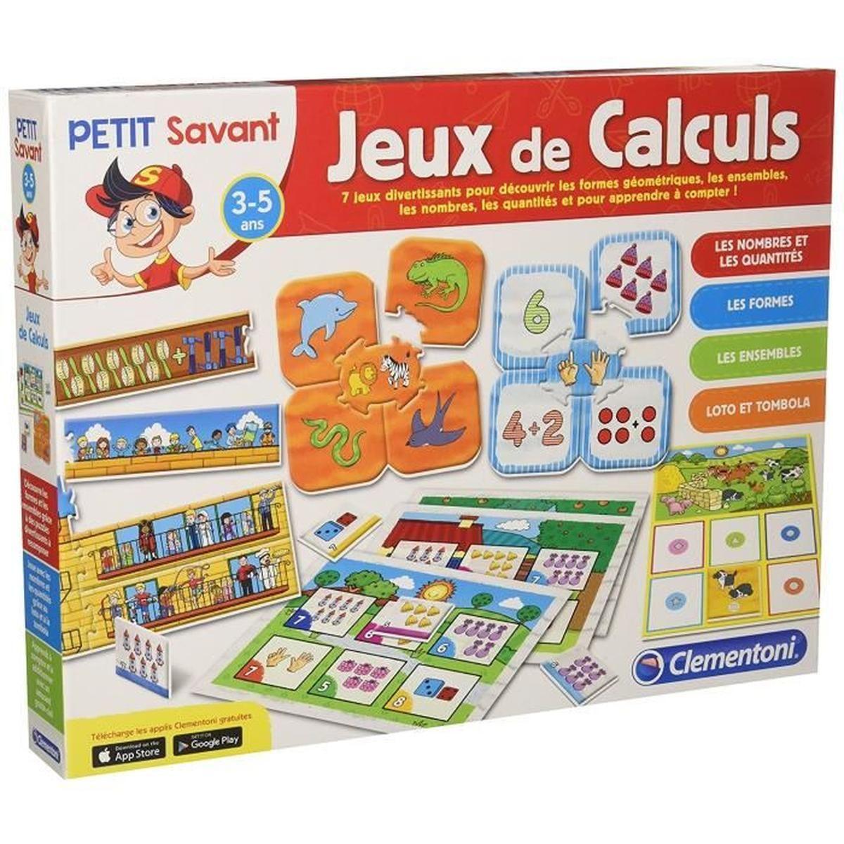 Jeux Et Jouets Jeu De Cartes Educatif Jeux Éducatifs Et dedans Jeux Educatif 3 Ans