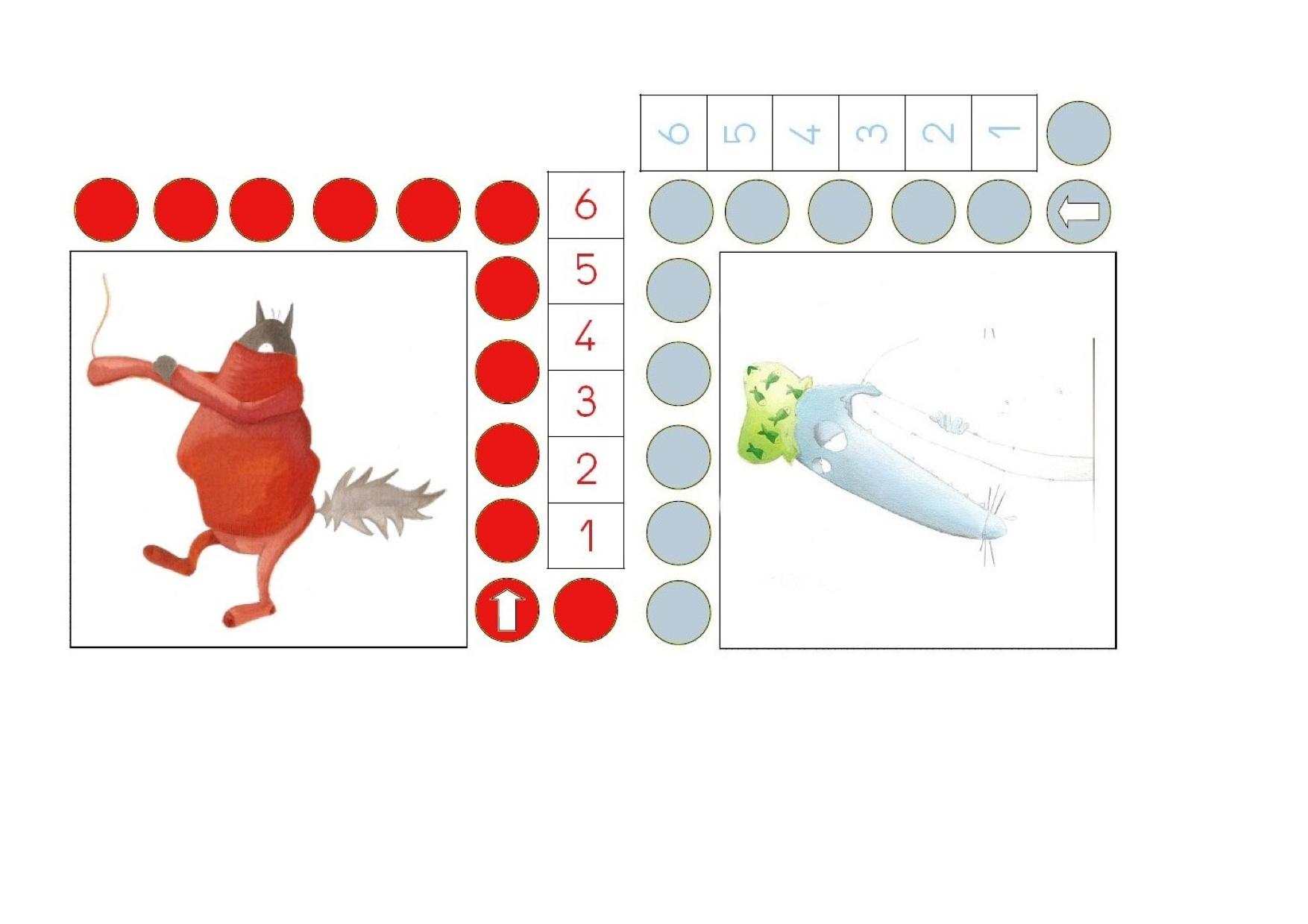 Jeux Loup – Une Instit De Plus tout Jeux De Maternelle À Imprimer