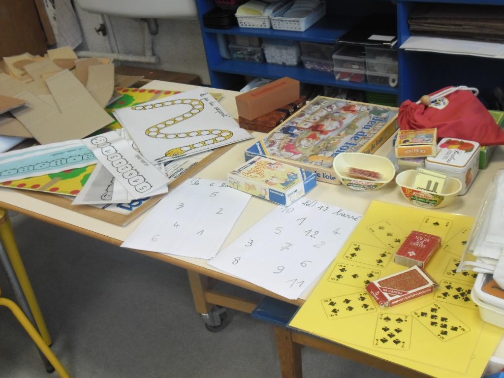 Jeux Mathématiques Avec Les Familles À L'école Maternelle avec Jeux Enfant Maternelle