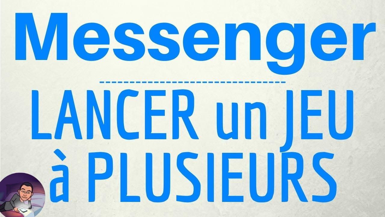 Jeux Messenger Entre Amis, Comment Lancer & Jouer À Plusieurs Au Jeu En  Ligne Gratuit Sur Messenger pour Jeux De Puissance 4 Gratuit