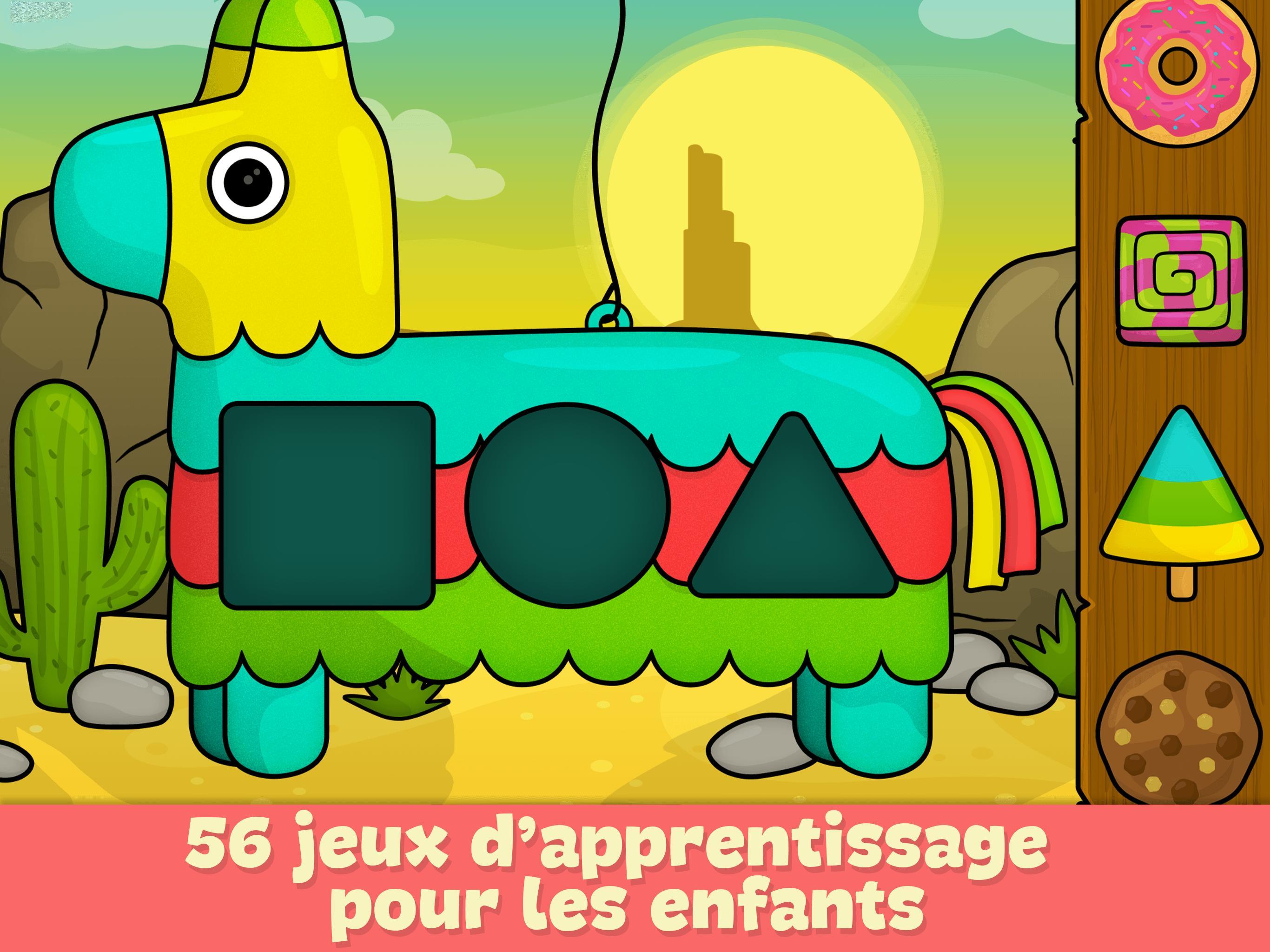 Jeux Pour Enfants 2 - 5 Ans Pour Android - Téléchargez L'apk avec Jeux Pour Enfant De 5 Ans