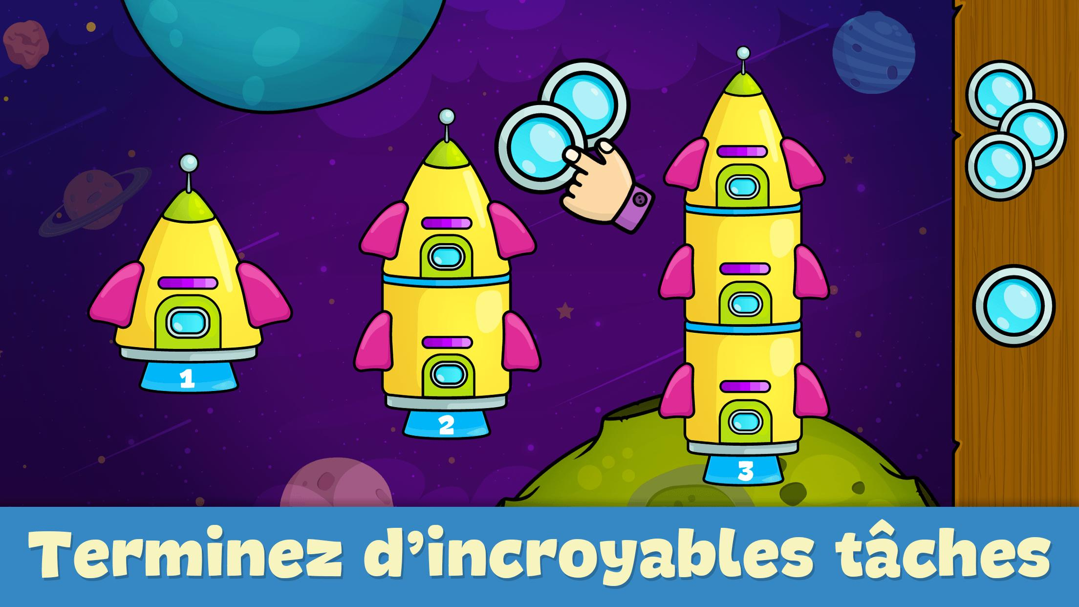 Jeux Pour Enfants 2 - 5 Ans Pour Android - Téléchargez L'apk dedans Jeux Gratuits Pour Enfants De 3 Ans