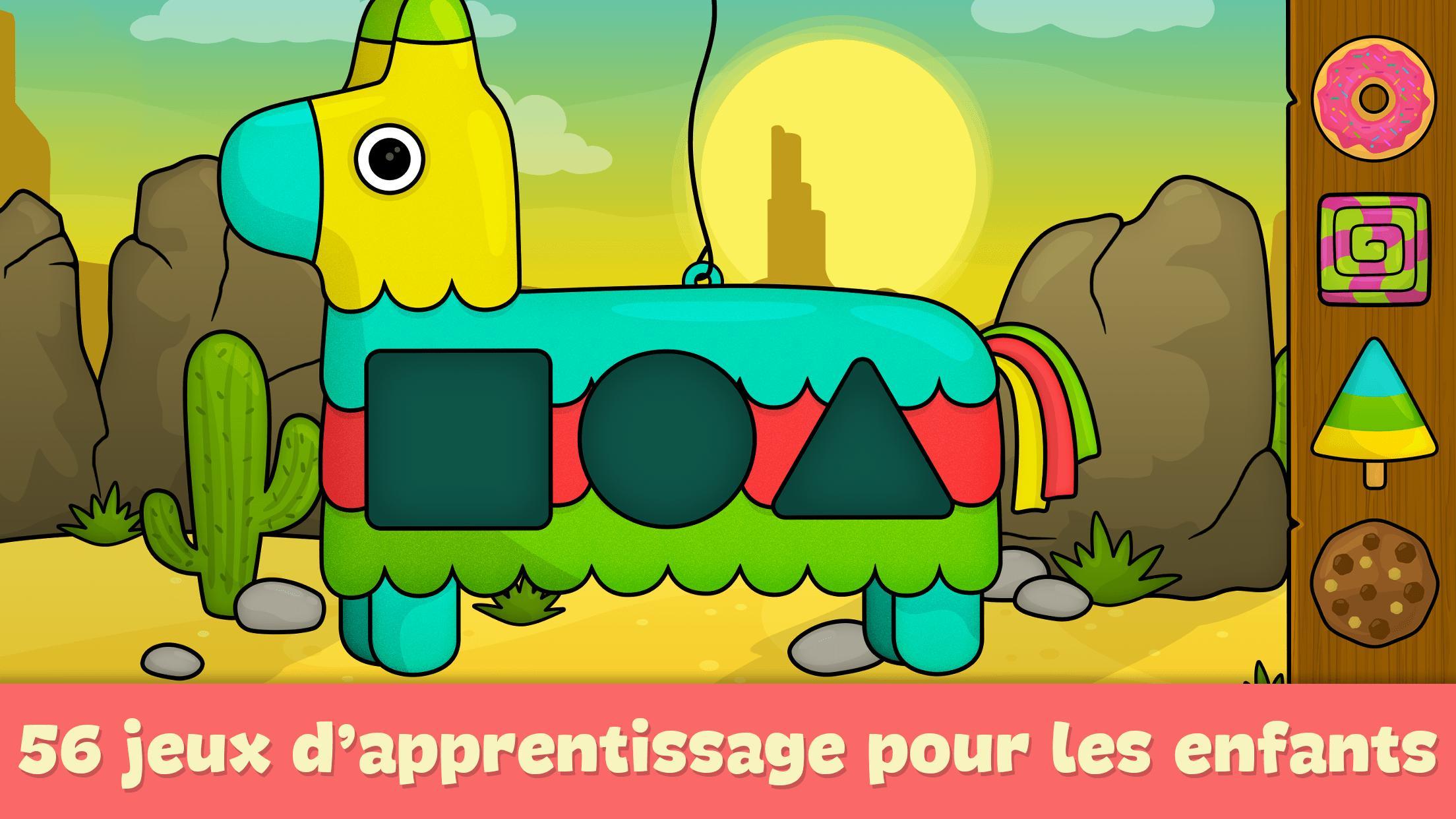 Jeux Pour Enfants 2 - 5 Ans Pour Android - Téléchargez L'apk encequiconcerne Jeux Pour Enfant De 5 Ans