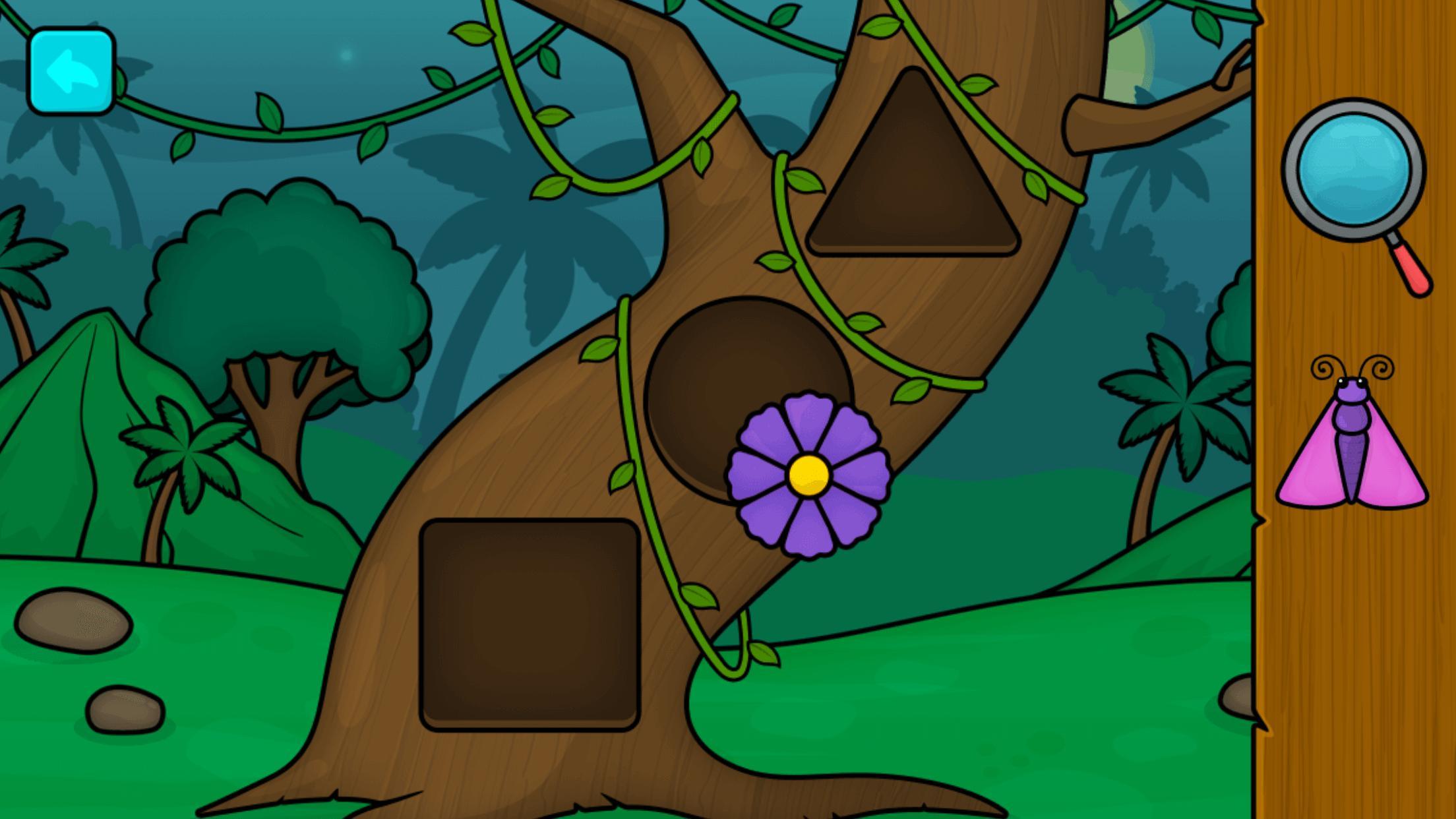 Jeux Pour Enfants 2 - 5 Ans Pour Android - Téléchargez L'apk intérieur Jeux Pour Enfant De 5 Ans