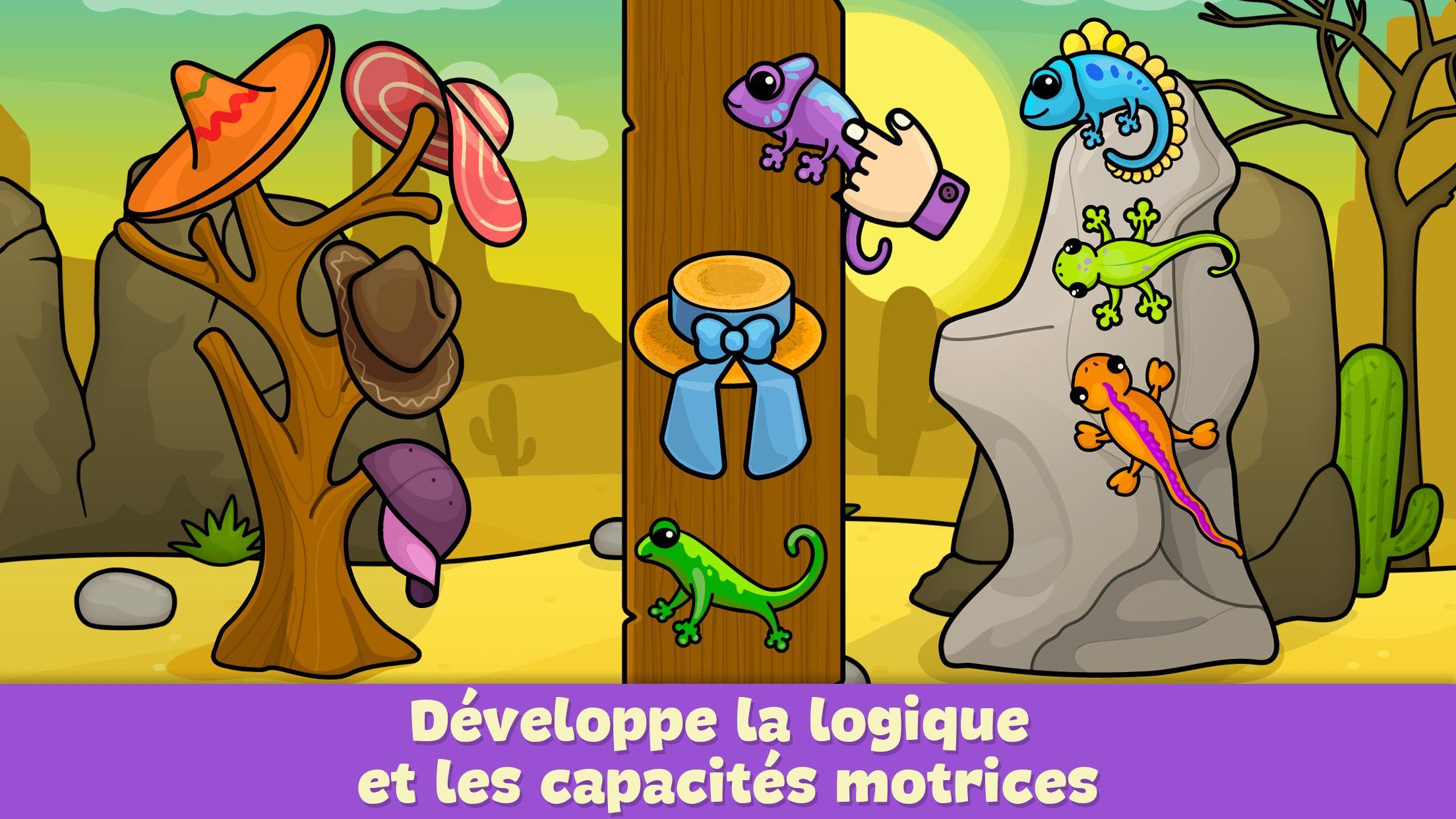 Jeux Pour Enfants 2 - 5 Ans Pour Android - Téléchargez L'apk tout Jeux De Garcon Gratuit 3 Ans