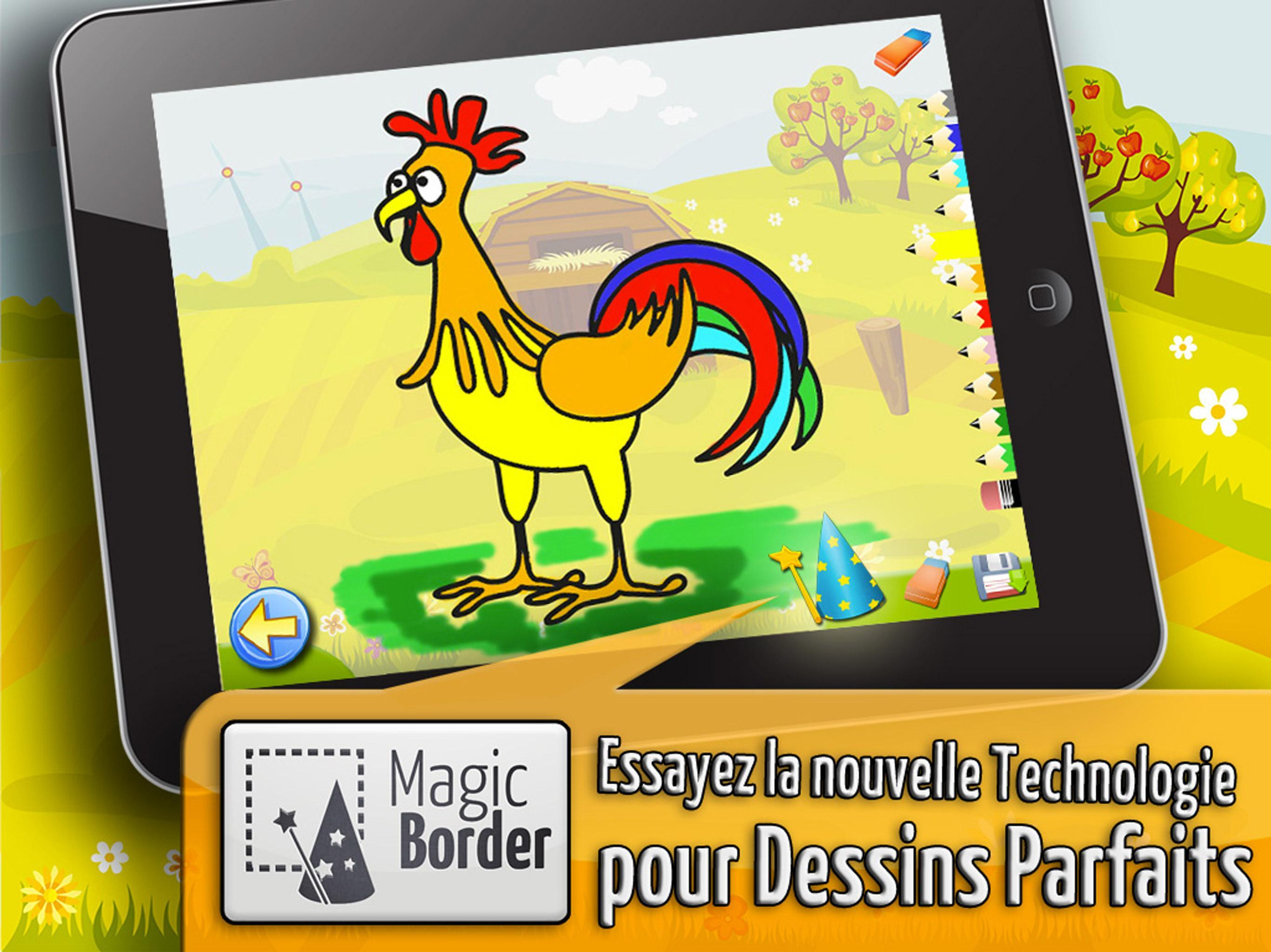 Jeux Pour Enfants Et Bebe 3+ Ans Gratuit: Ferme Pour Android serapportantà Jeux Enfant 3 Ans Gratuit