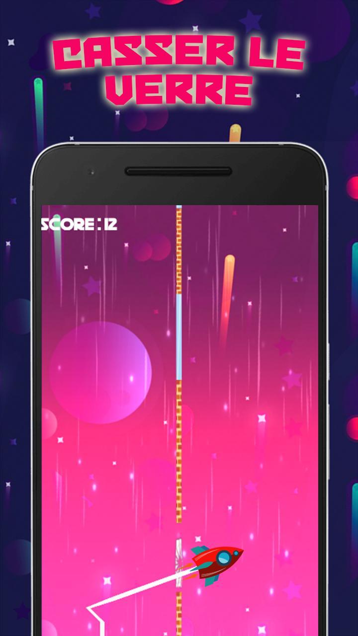 Jeux Rocket Gratuit: Line Break Défi Pour Android intérieur Jeux De Casse Brique Gratuit En Ligne