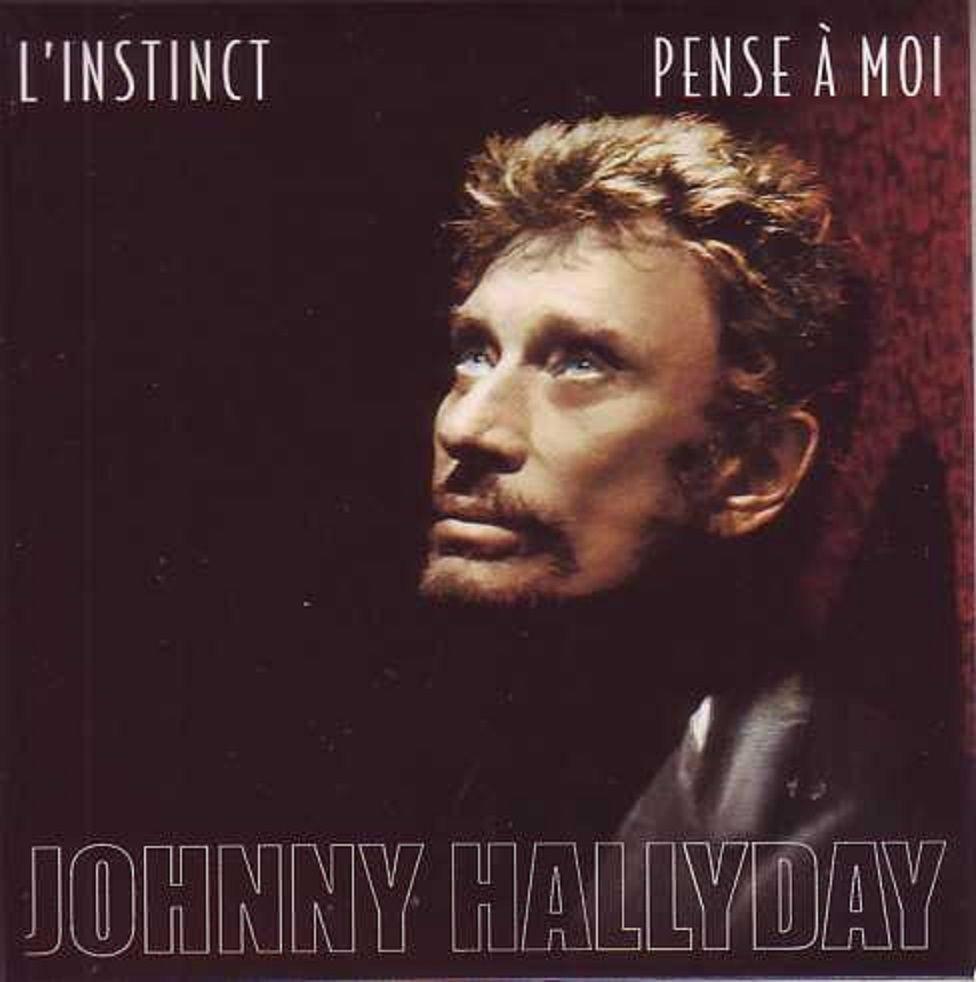 Johnny Hallyday Pense À Moi (Chanson.paroles.et Vidéo avec Chanson Pense À Moi
