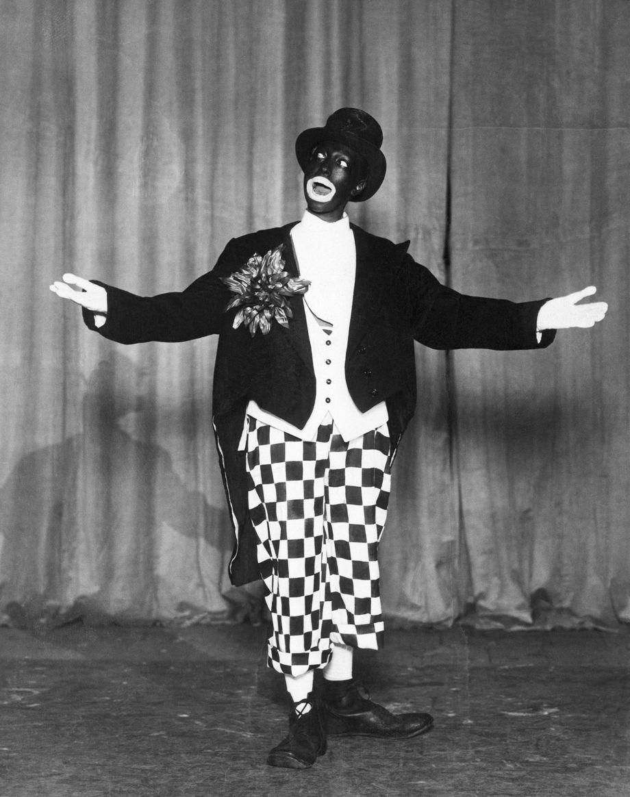 Josephine Baker In Berlin - Der Spiegel pour Etoil Clown
