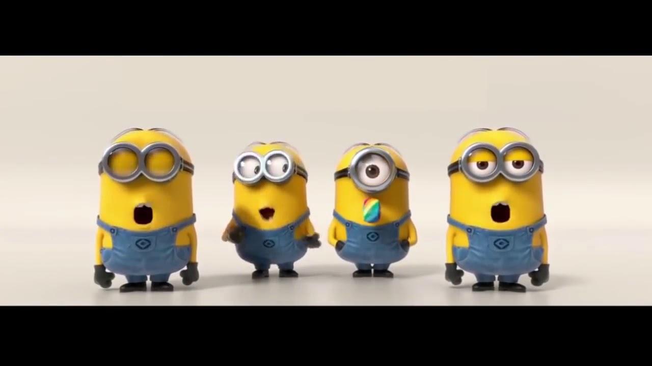 Joyeux Anniversaire De La Part Des Minions dedans Bon Anniversaire Humour Video