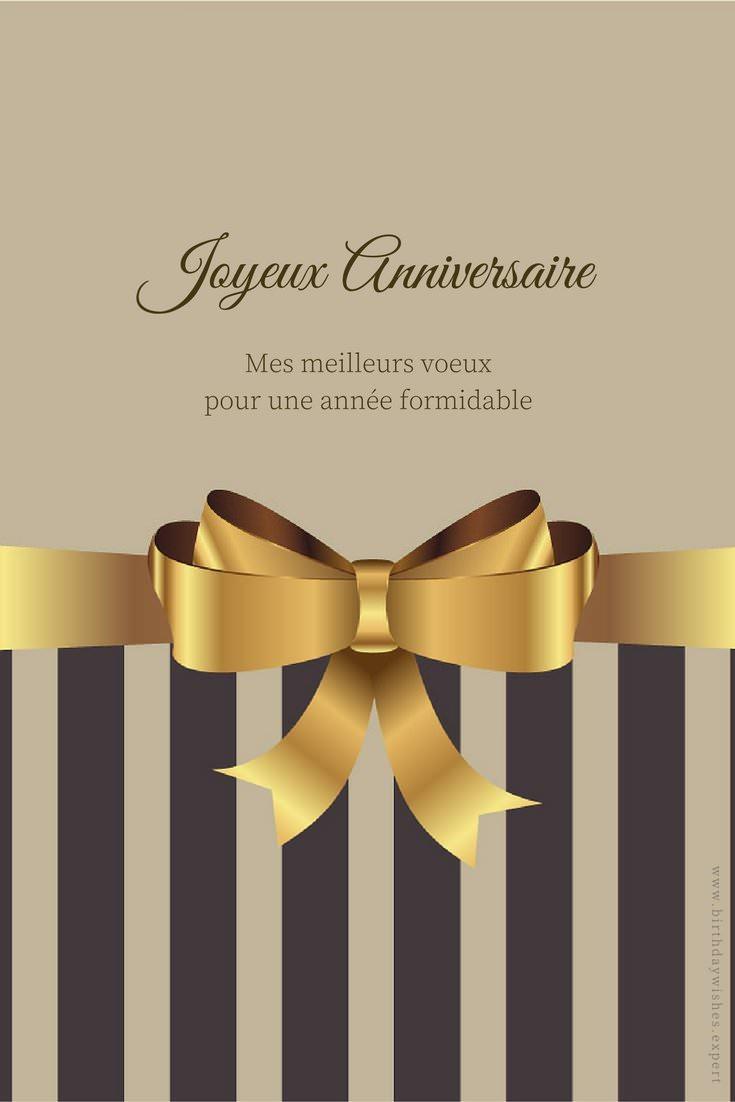 Joyeux Anniversaire | Les Meilleurs Messages En Français destiné Comment Souhaiter Un Joyeux Anniversaire En Anglais