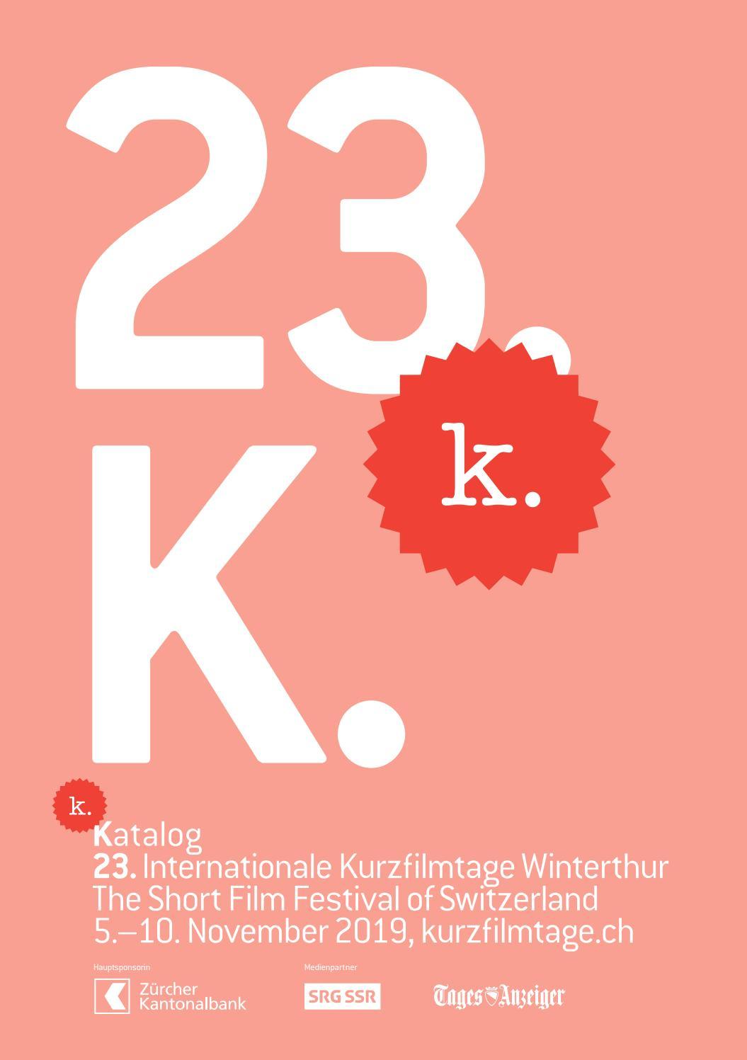 Katalog - 23. Internationale Kurzfilmtage Winterthur By Int tout Rallye Lecture Fr Ma Classe