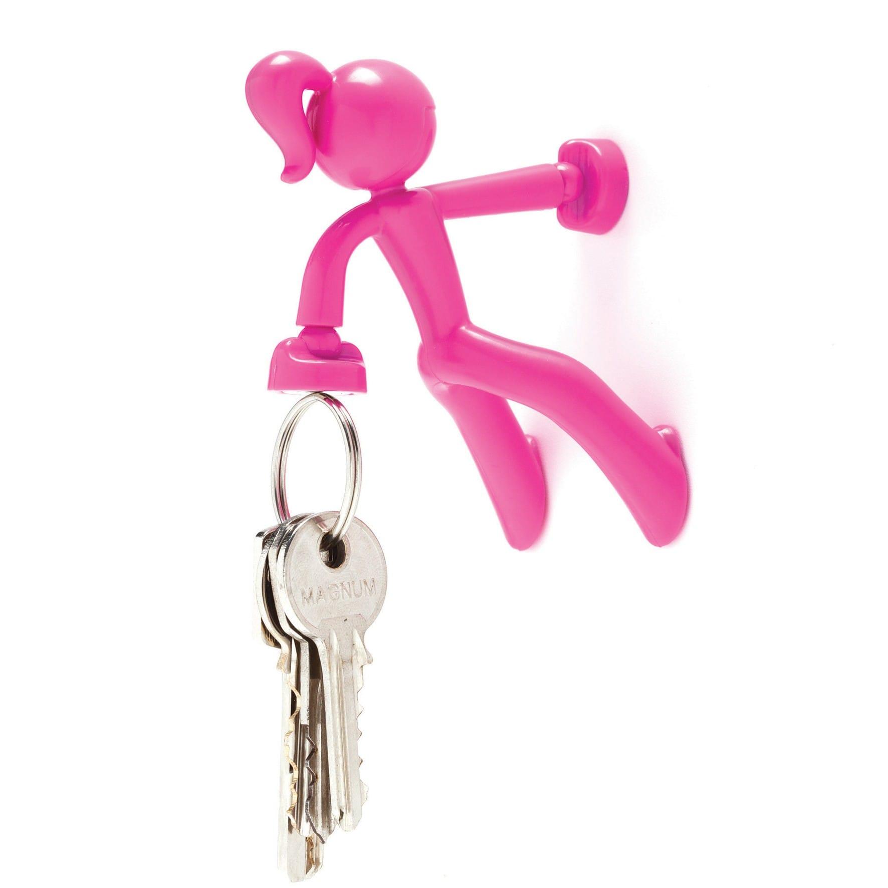 Key Petite Aimant Qui Porte Vos Clefs (Jusqu'à 20 Clefs) à Porte Clef Pour Ne Pas Perdre Ses Clefs