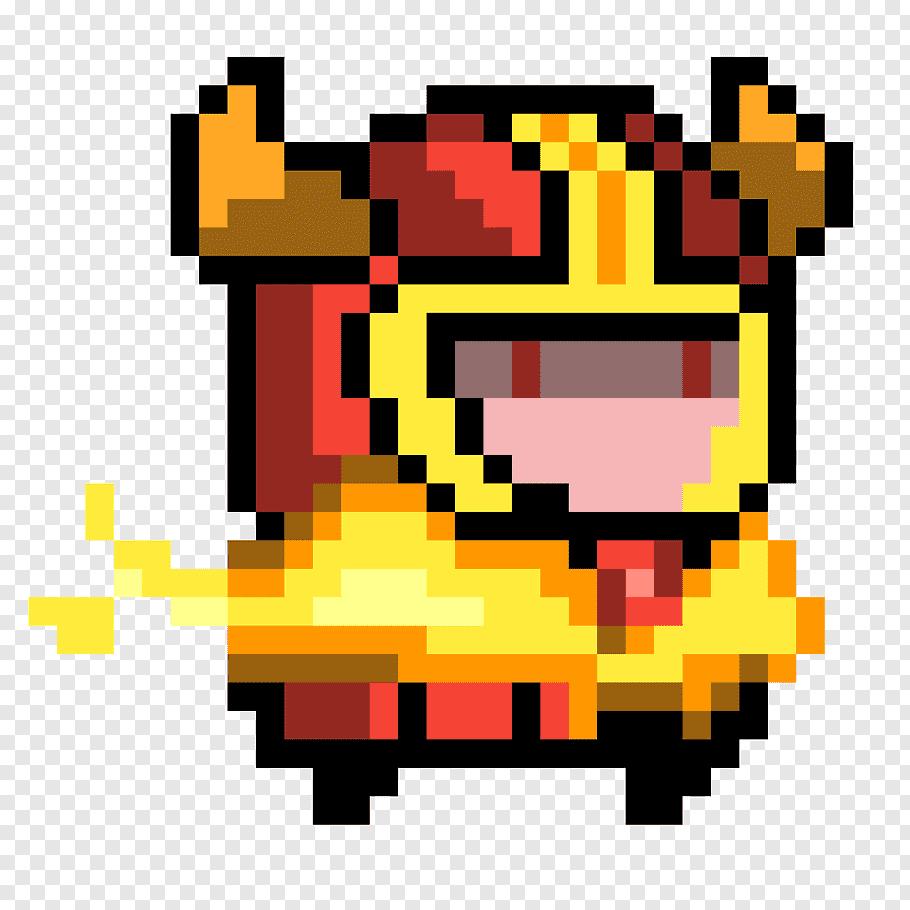 Knight Pixel Art, Soul Knight, Character, Fan Art, Game Free intérieur Pixel Art Pere Noel