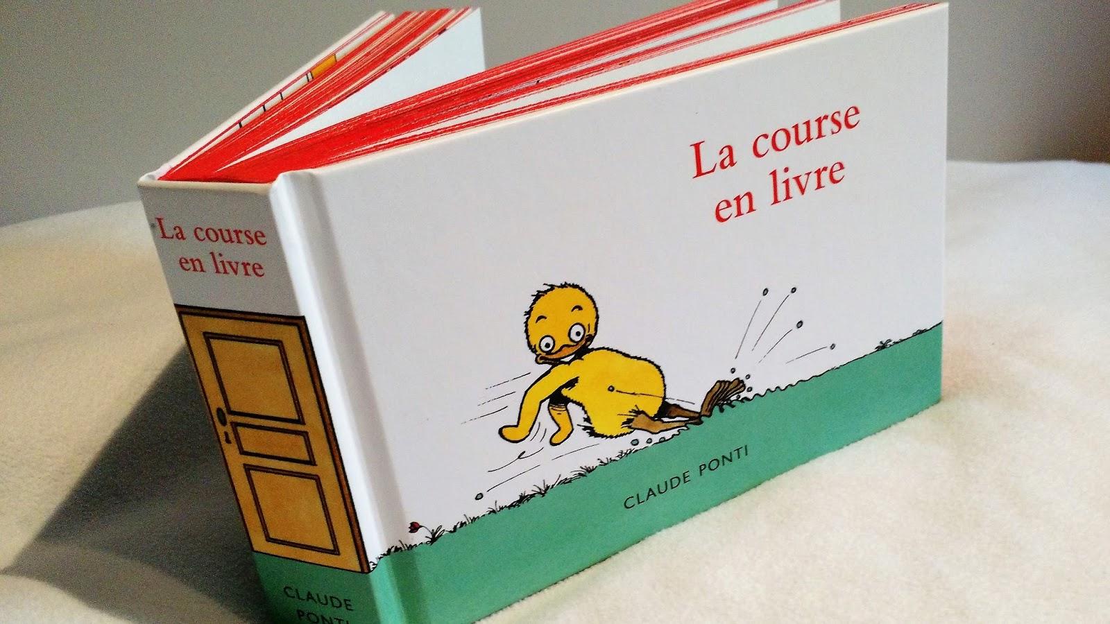 La Course En Livre, De Claude Ponti dedans La Tempête Claude Ponti