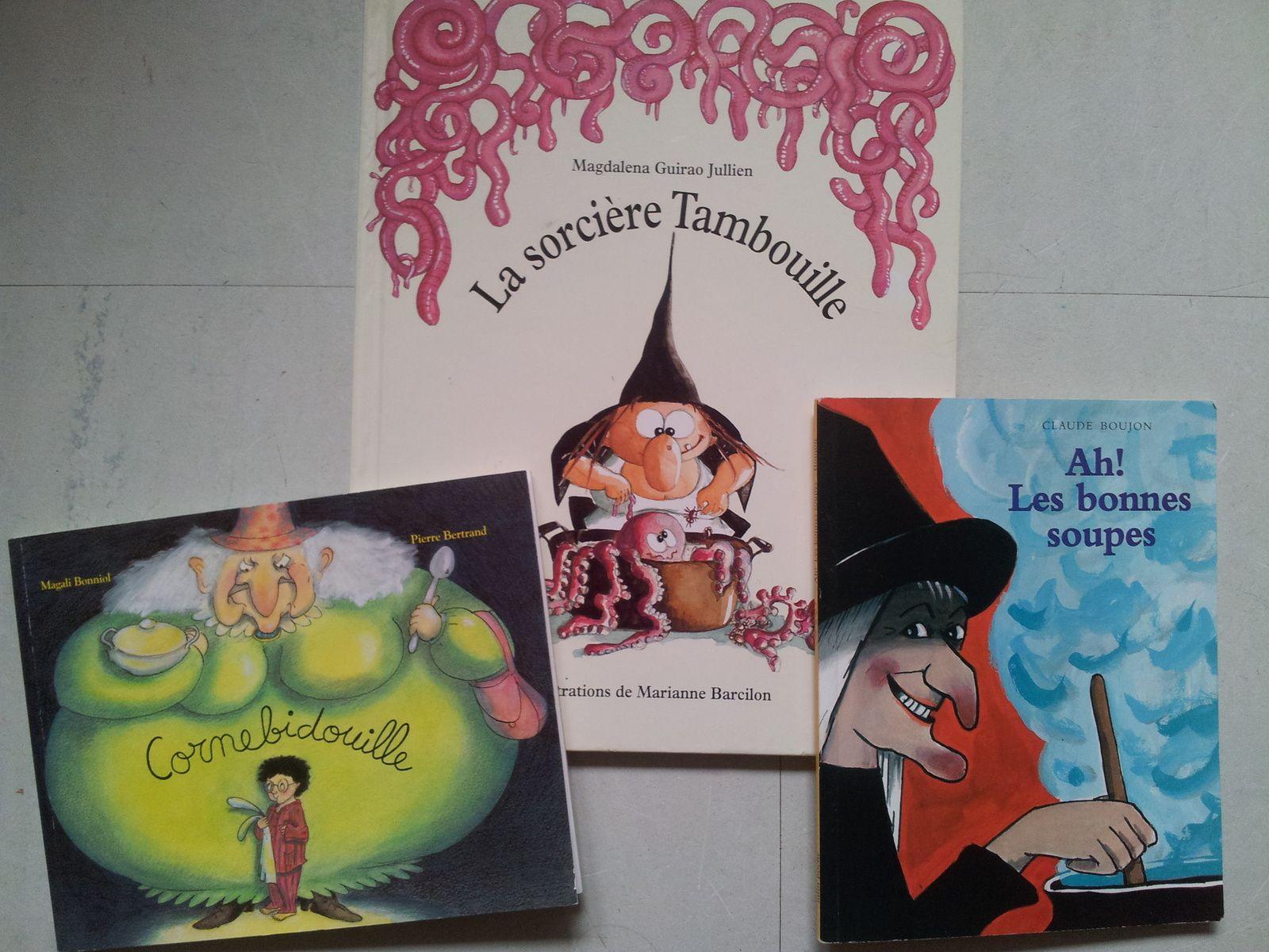 La Cuisine Des Sorcières - 3 Albums Dès 4 Ans. - Vivrelivre encequiconcerne La Sorciere Tambouille