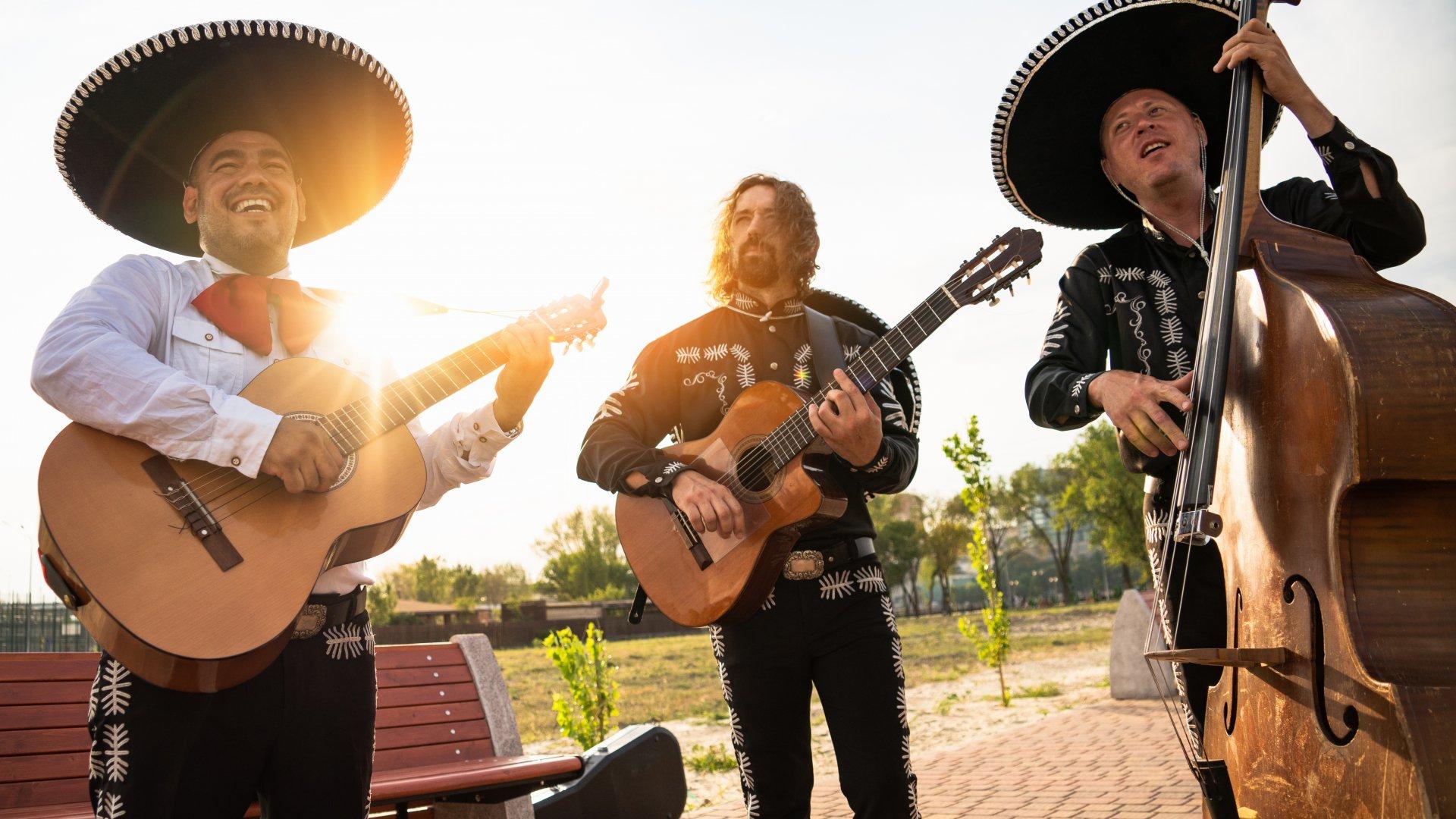 La Culture Du Mexique | Tout Savoir Sur Les Mariachis tout Musicien Mexicain