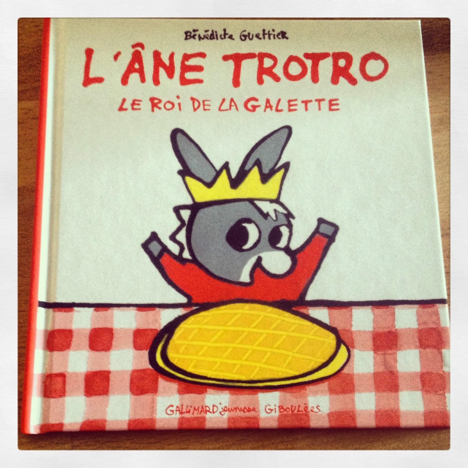 La Galette Des Rois Avec Trotro [Miam Miam] [Album] intérieur Dessin Animé De Trotro En Francais Gratuit
