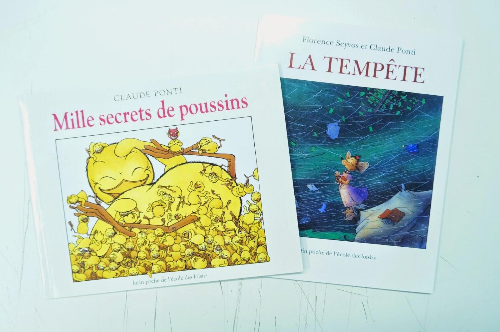 La Librairie Madrid: Le Grand Claude Ponti À La Librairie avec La Tempête Claude Ponti