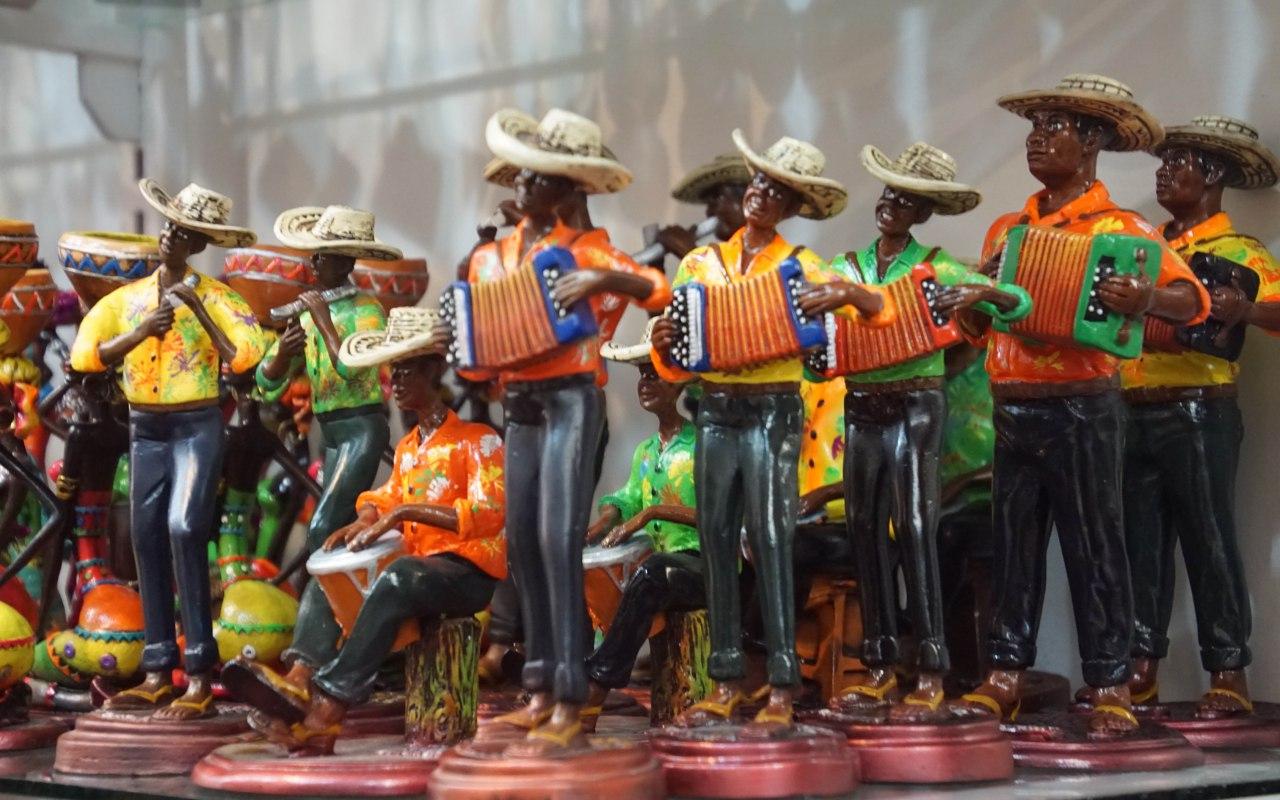La Musique Colombienne - Terra Colombia pour Musicien Mexicain