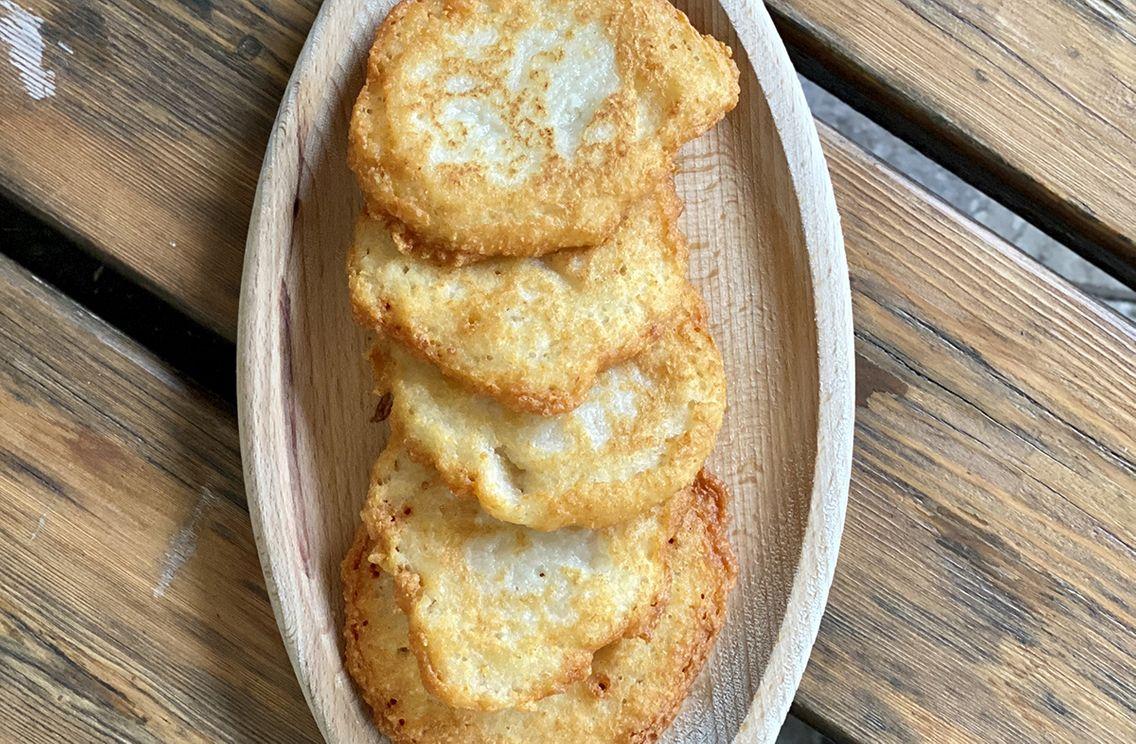 La Recette De Tortel Di Patate pour Chanson De La Patate