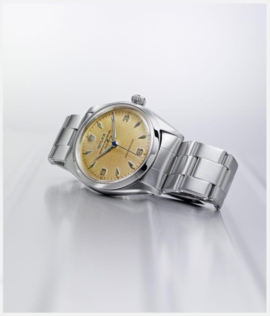 La Rolex Air-King | Monsieur pour Monsieur Le Montre