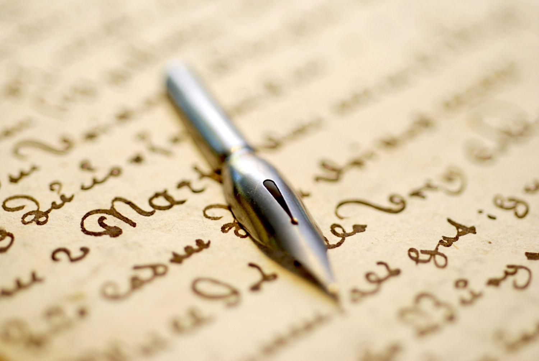 La Sauvegarde De L'écriture Manuscrite - Des Livres, De L tout Image Écriture