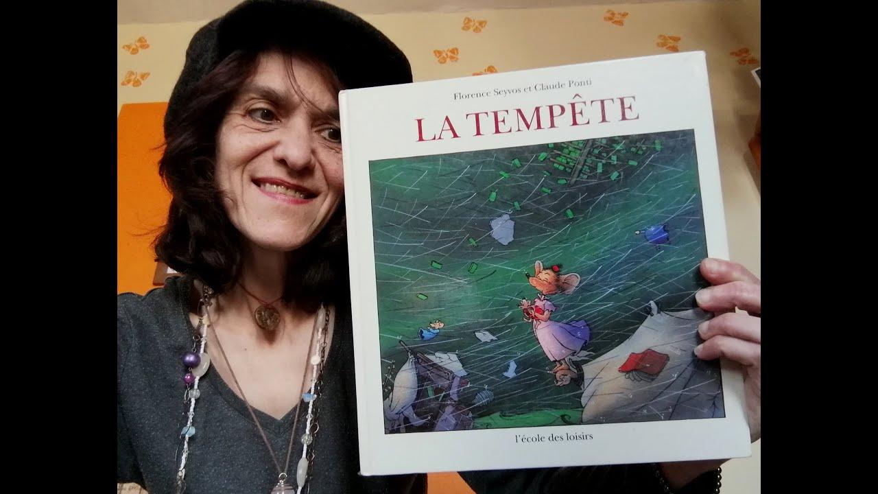 "La Tempête"" - à La Tempête Claude Ponti"