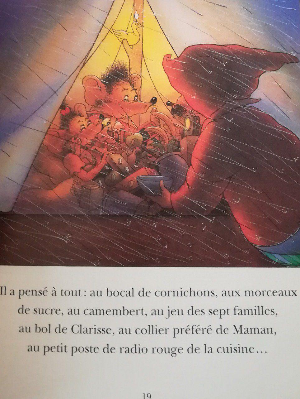 La Tempête serapportantà La Tempête Claude Ponti