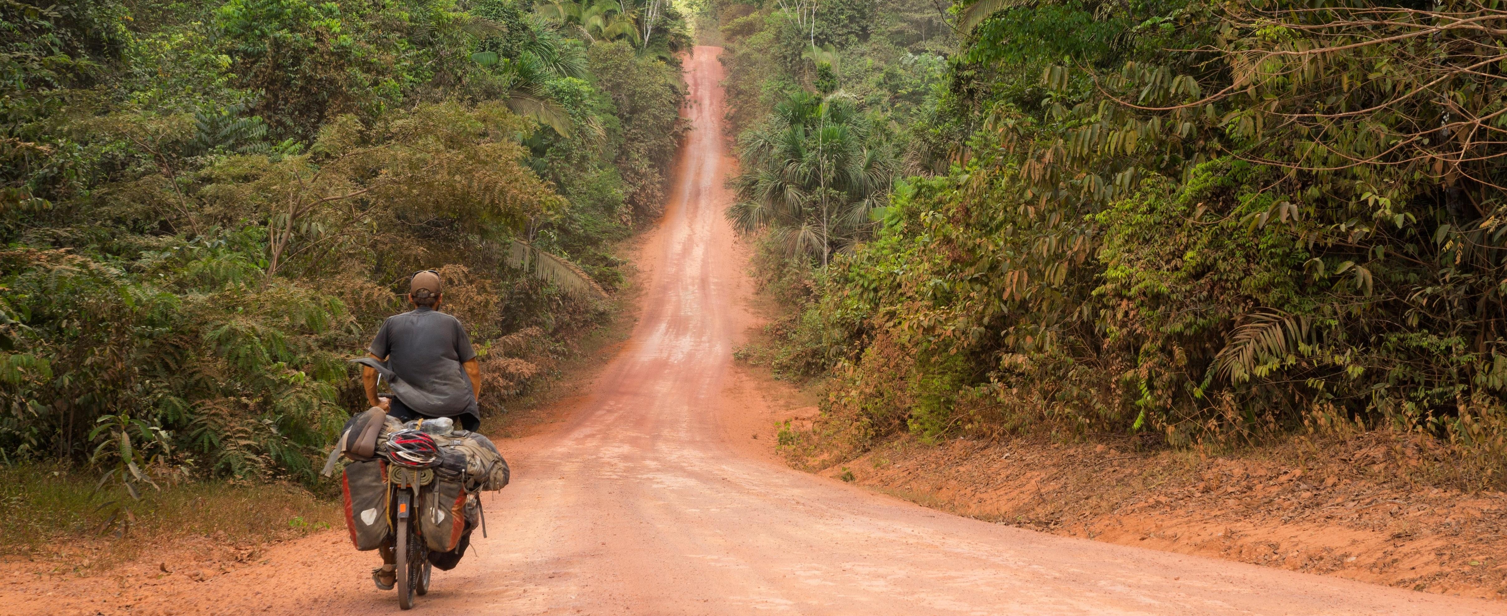 La Transamazonienne | Cycling Togeth'earth destiné Dauphin Amazonie